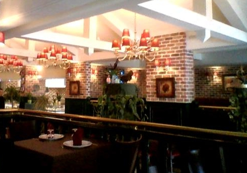Gammarth web - Restaurant cote jardin lac 2 ...